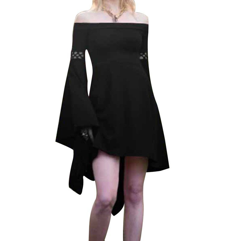 Vestido Assimétrico Walkyria