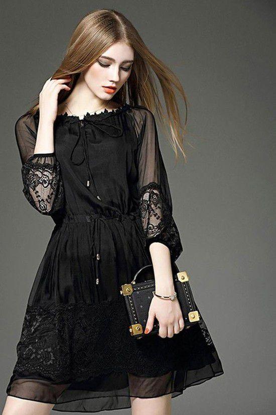 Vestido Goth Lolly