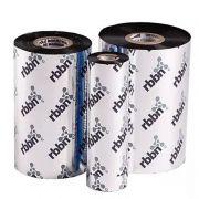 Fita Ribbon 110X300 Cera Preto S1-Standard - Caixa com 1 Unidade
