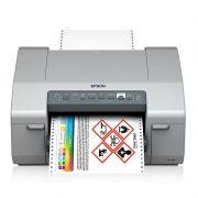 Impressora de Etiquetas Epson Colorwork GP-C831/GHS