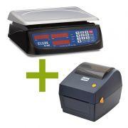 Kit Balança DP30+Impressora L42DT+Integração