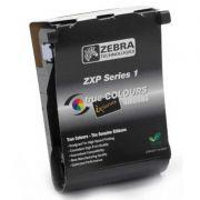 Ribbon mono Black/Preto para Cartões - Zebra ZXP1 - 1000 Imagens PN.: 800011-101