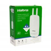 Roteador Intelbras Hotspot 300 Wifi Com Check-in Facebook
