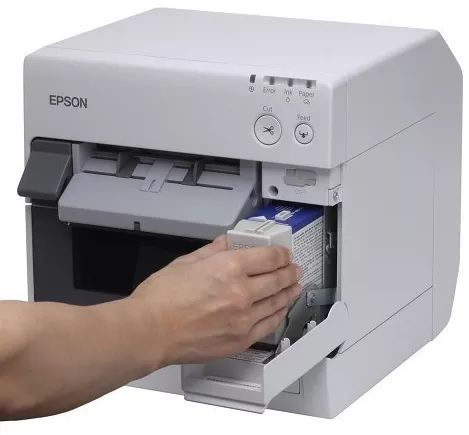 CART EPSON SJIC15P P/ TM-C3400 3 COLORS / PIGMENT INK