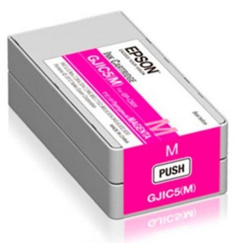 Cartucho de Tinta Epson C831 C13S020565 GJIC5M Mangeta