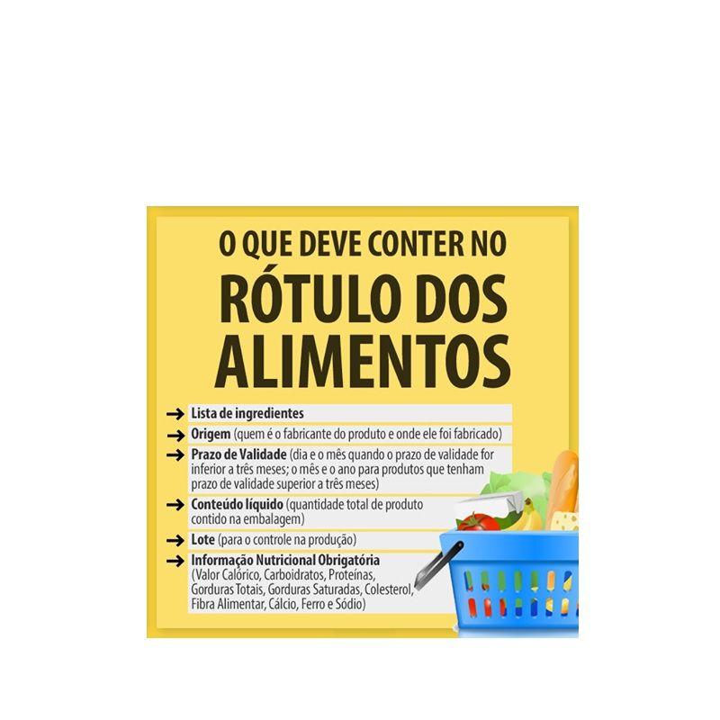 Etiqueta Poliestireno 110X75mm Branca - 4000 etiquetas