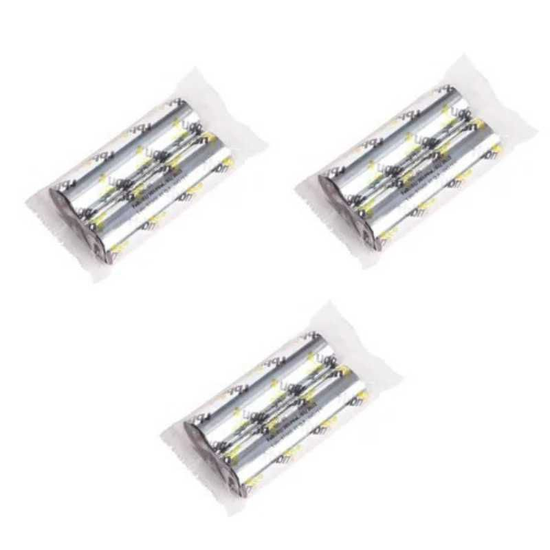 Fita Ribbon 110X75Metros Misto (Cera+Resina) Preto- Caixa com 6 unidades