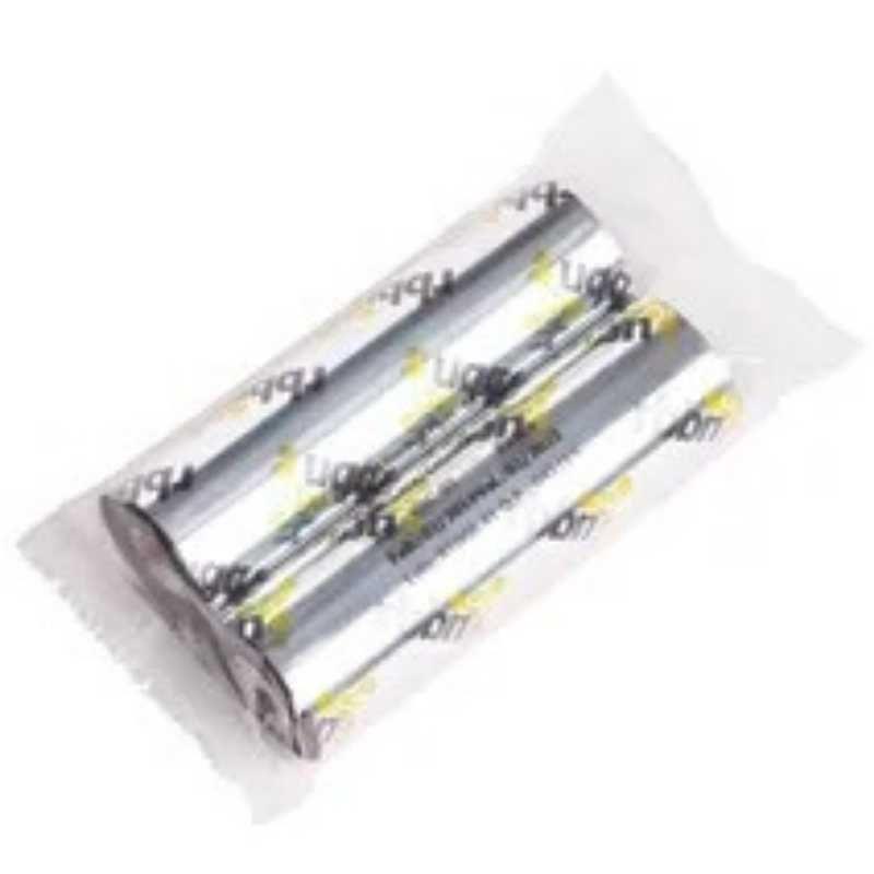 Fita Ribbon 110X75Metros Misto Preto - 2 Unidades