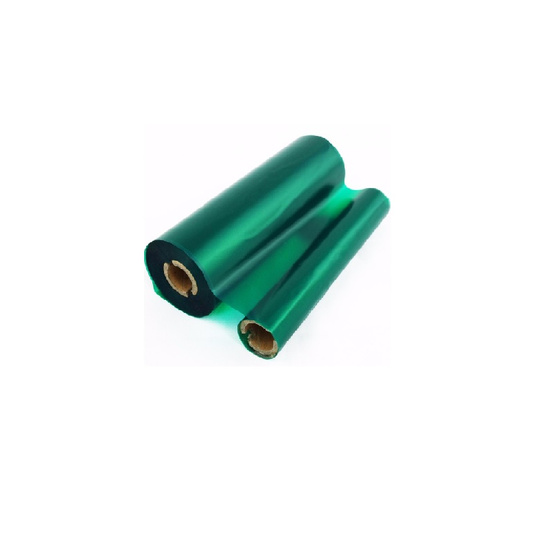 Fita Ribbon 110X91M Cera Verde/Green - 2 unidades