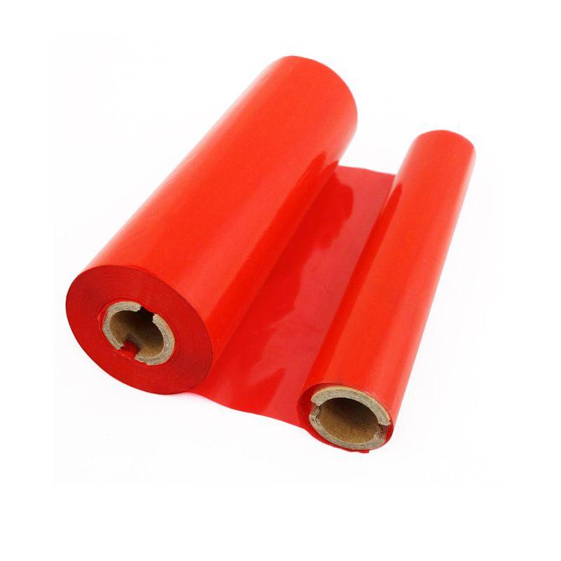 Fita Ribbon 110X91M Cera Vermelho/Red - 2 unidades