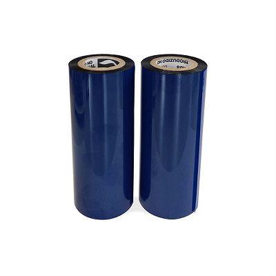 Fita Ribbon Cera 110X300 Cera Preto S1-Standard - Caixa com 4 unidades