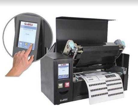 "Impressora Grande formato 8""/210mm GDX HD830i/300DPI"