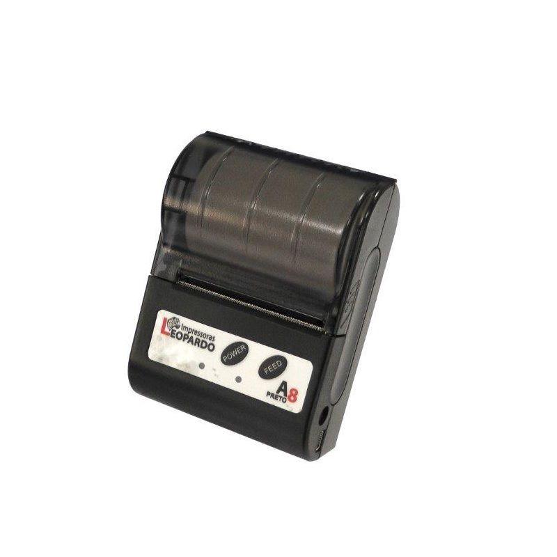 Impressora Portátil Leopardo A8