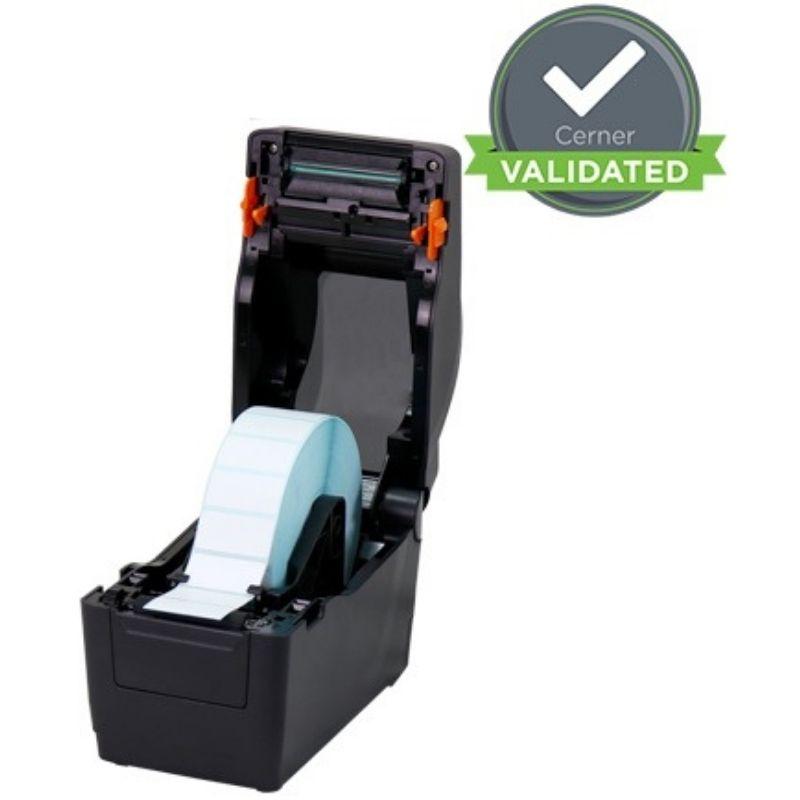 Impressora Térmica Direta D2-250/203DPI - Pulseira Hospitalar
