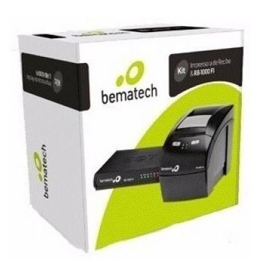 Kit Sat Bematech RB-2000+Impressora MP4200/USB