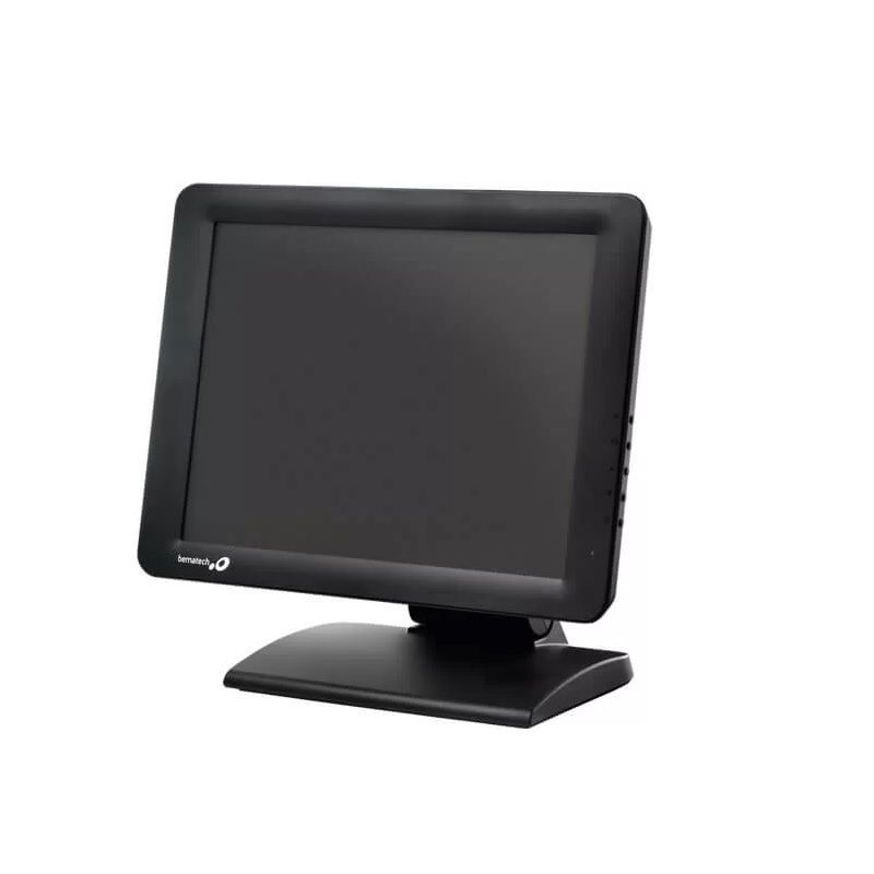 Monitor Touch Screen Bematech 15 pol. TM-15/Semi novo