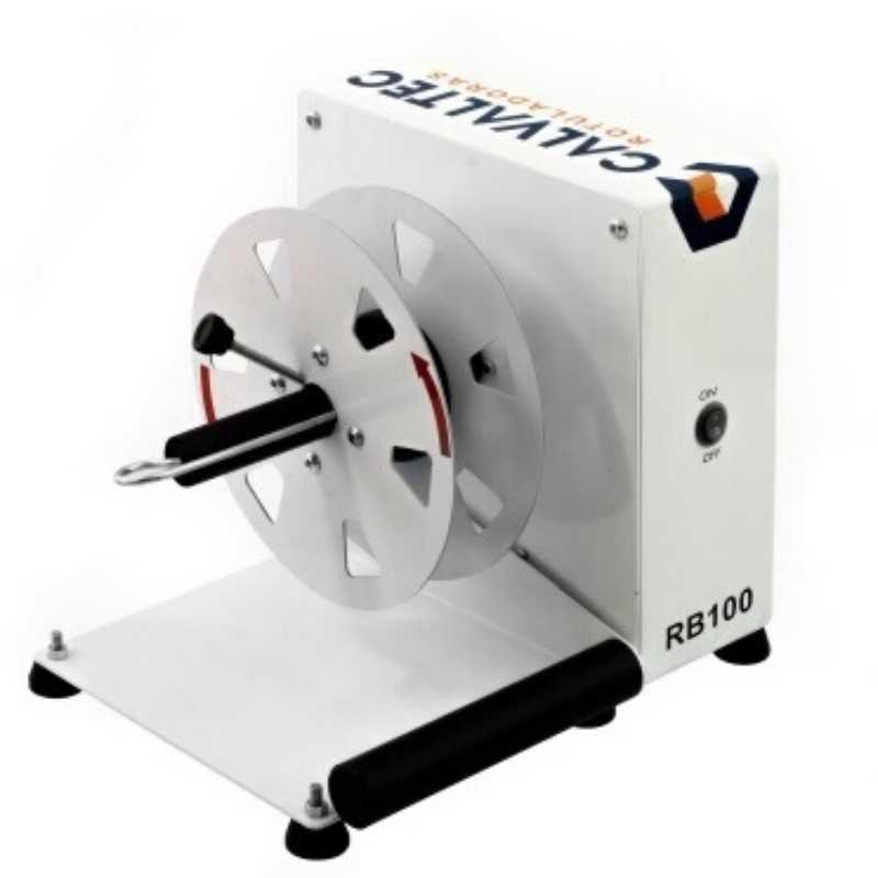 Rebobinador Externo de Etiquetas - 160mm