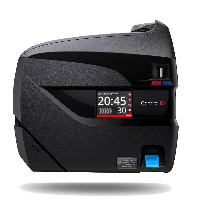 Relógio de Ponto REP iDCLASS -  Biometria + proximidade