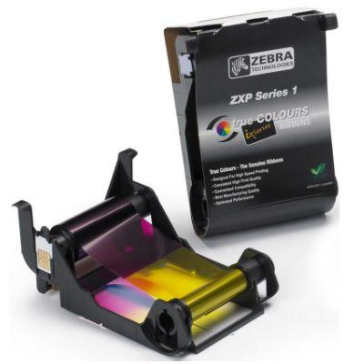 Ribbon Colorido para Cartões - Zebra ZXP1 - 100 Imagens PN.: 800011-140