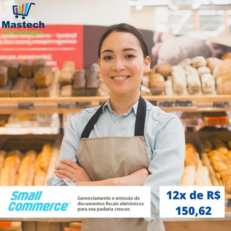 Software Small Commerce Completo, Simples e Versátil