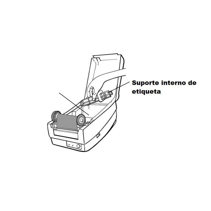 Suporte Interno de Etiqueta para Argox OS214