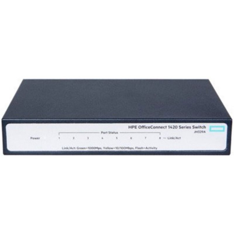 Switch HPE Aruba 1420 8p Giga - JH329A