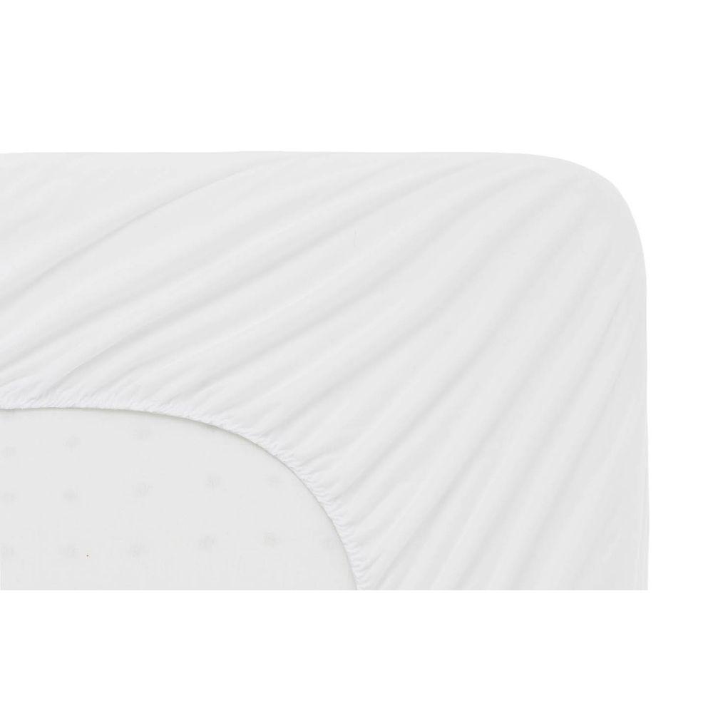 Capa Protetor de Colchão de Berço Impermeável Antiácaro 130m x 70cm x 12cm