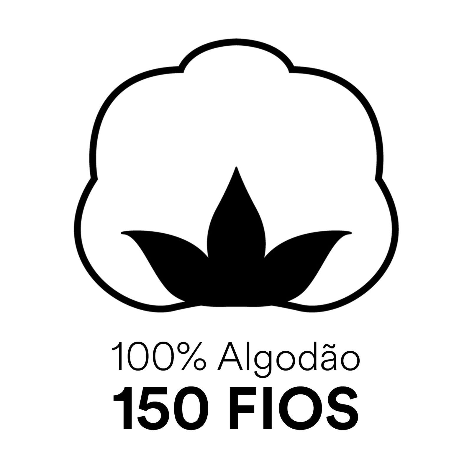 Edredom Infantil Berço 100% Algodão 150 Fios Extra Macio Animais Azul