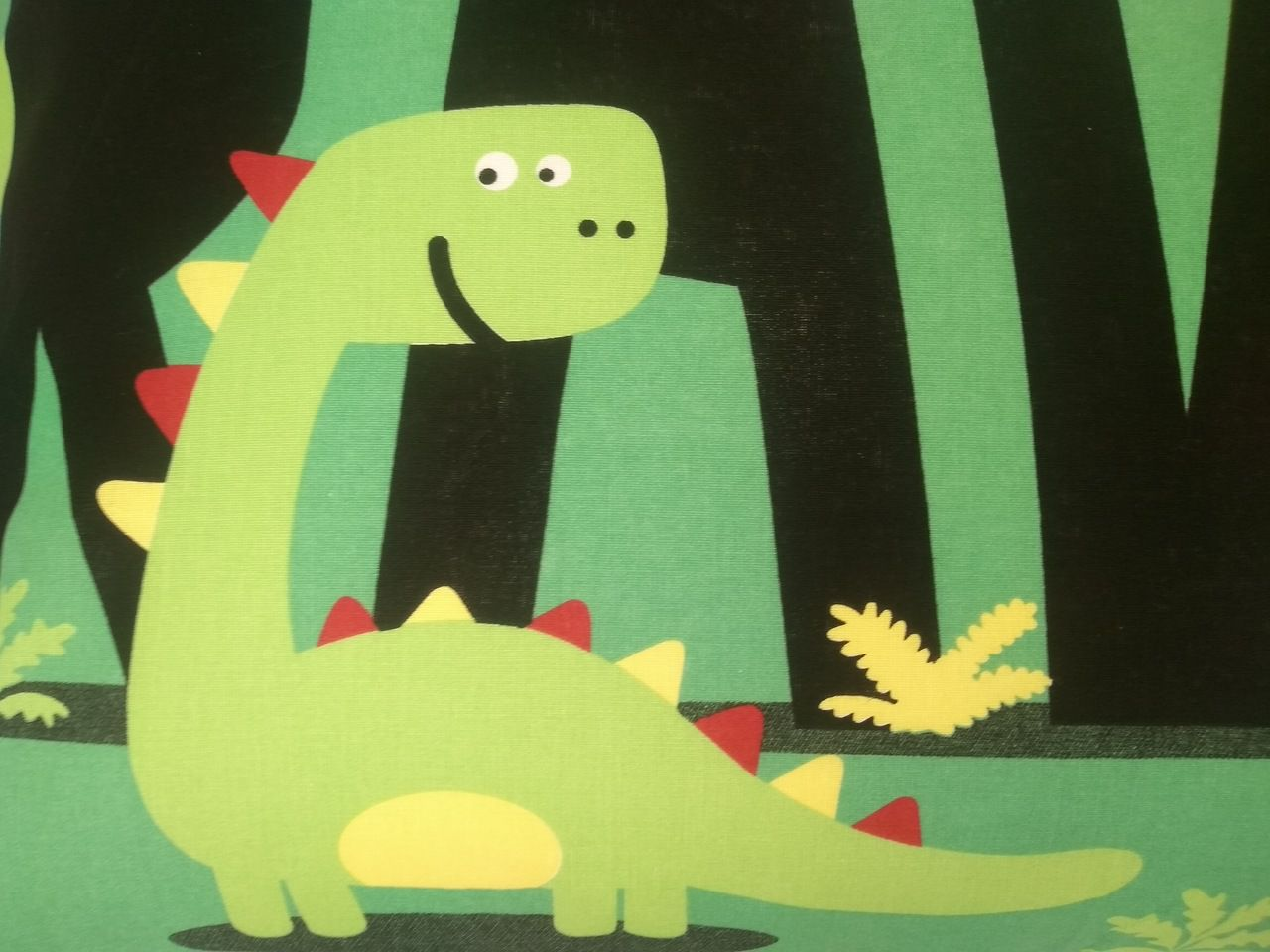 Jogo de Lençol Solteiro Menino Infantil 100% Algodão Dinossauro Macio 3 Peças