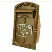 Caixa de Correio Alumínio Prates e Barbosa Colonial