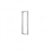 Puxador de Porta-Inox-Sobrepor-ITALY LINE-DF 843