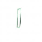 Puxador de Porta-Inox-Sobrepor-ITALY LINE-DF 845