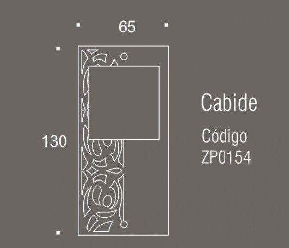 Cabide - Inox - Zen - BELLE EPOQUE