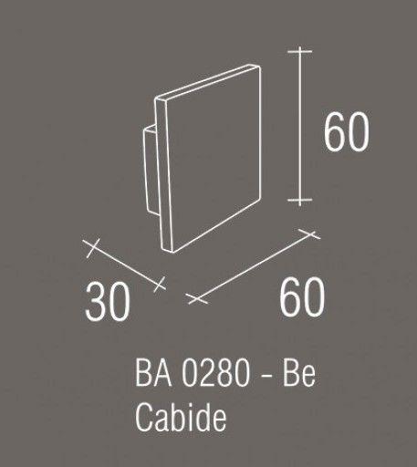 Cabide-Zamac/Inox-Zen-Be
