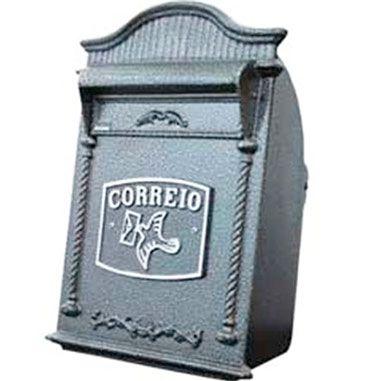 Caixa de Correio-Alumínio-Prates e Barbosa-Astral