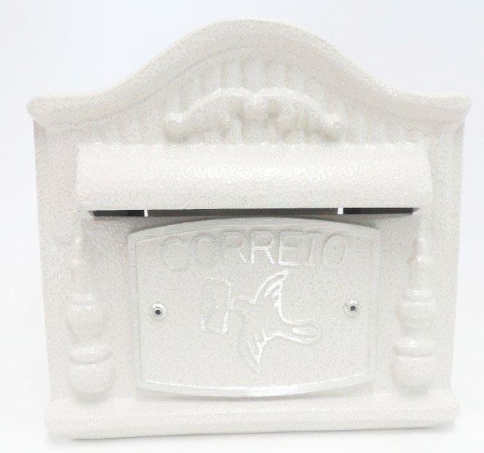 Caixa de Correio-Alumínio-Prates e Barbosa-Decor
