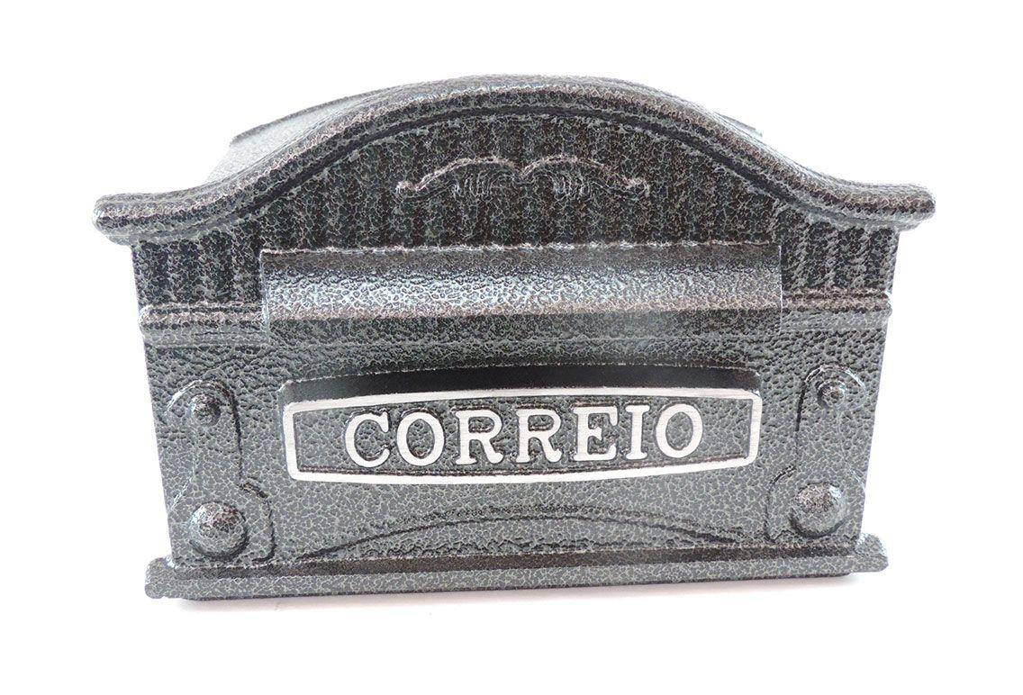 Caixa de Correio-Alumínio-Prates e Barbosa-Princesa