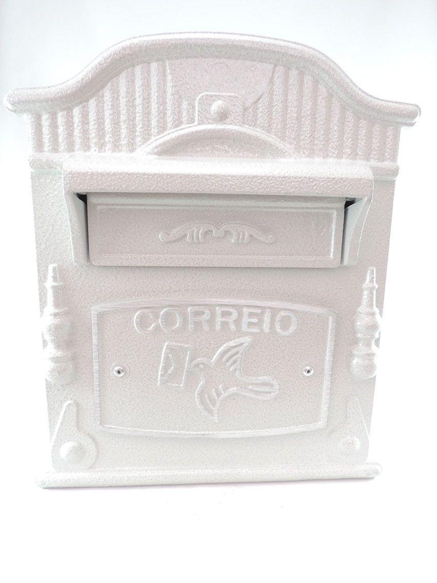 Caixa de Correio-Alumínio-Prates e Barbosa-Vitória