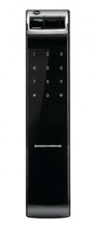 Fechadura - Biométrica - Trico Rolete - Yale - YDM4109 RL