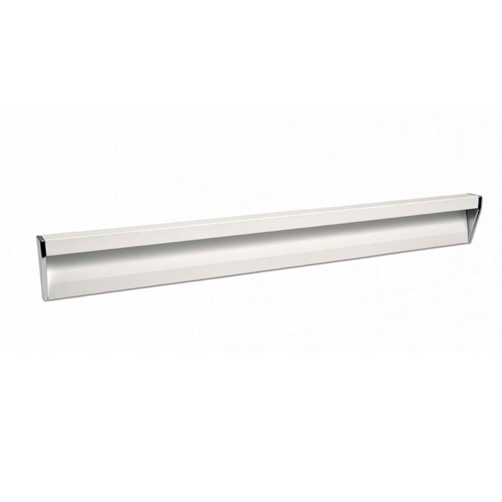 Puxador de Gaveta-Alumínio-Sobrepor-Zen-Finto
