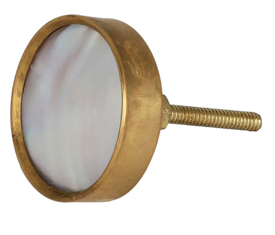 Puxador de Gaveta-Circular-Sobrepor-Vênus