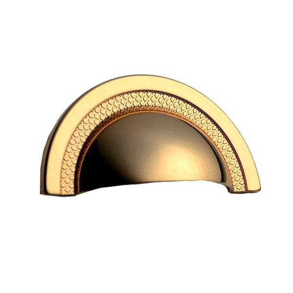 Puxador de Gaveta Concha Sobrepor Zen Shell