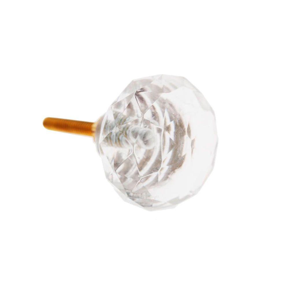 Puxador de Gaveta-Cristal-Sobrepor-Vênus-3109