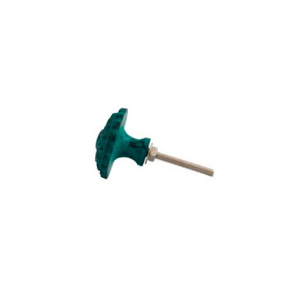 Puxador de Gaveta-Ferro-Sobrepor-Vênus-14356-CD 5006