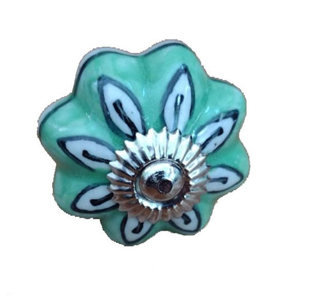 Puxador de Gaveta-Gomo-Cerâmica-Sobrepor-Vênus