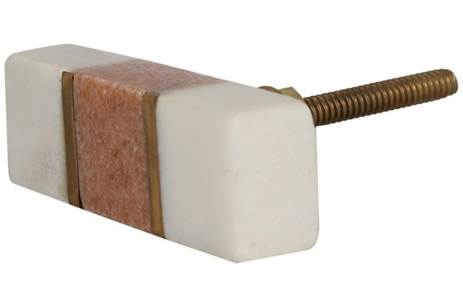 Puxador de Gaveta-Pedra-Sobrepor-Vênus