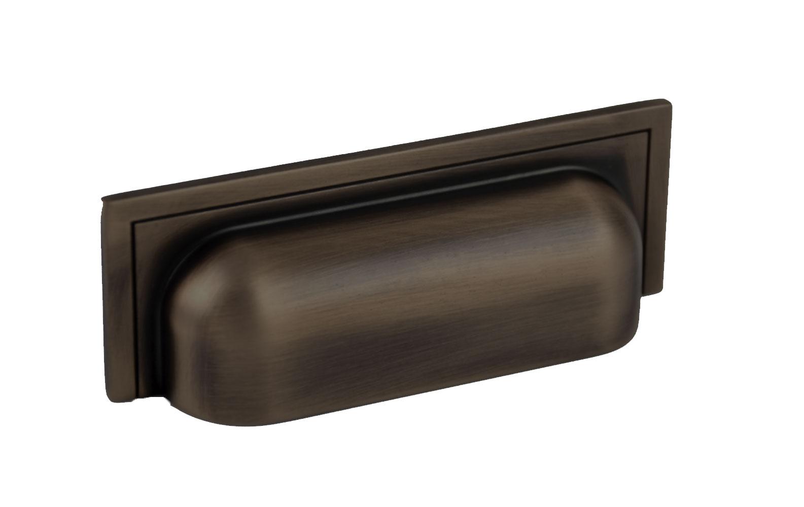 Puxador de Gaveta-Sobrepor-Zen-Plymouth