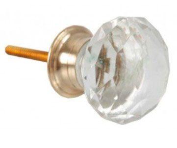 Puxador de Gaveta-Cristal-Sobrepor-Vênus-3111