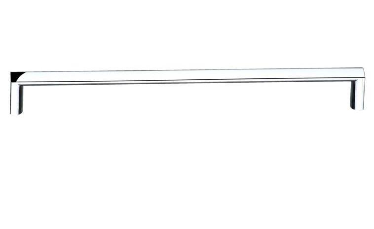 Puxador de Gaveta-Zamac-Sobrepor-Italy Line-A078