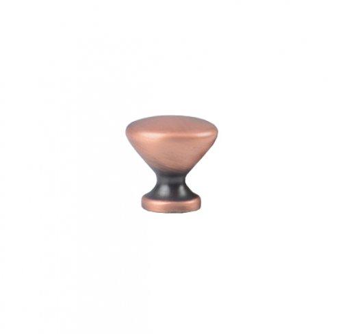 Puxador de Gaveta-Zamac-Sobrepor-Zen-Cup
